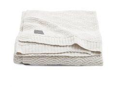 Jollein Deken 100X150Cm River Knit Cream White