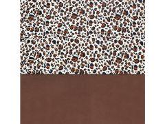 Jollein Laken 120X150Cm Leopard Natural
