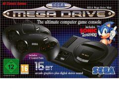 Retro Sega Mega Drive Mini
