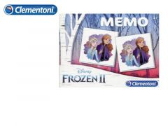 Clementoni Memo Pocket Frozen 2