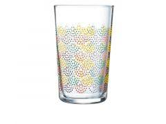Artificia Waterglas Geel 30Cl Set3