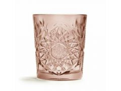 Beker Glas Wiskey 35.5Cl Rose Per Stuk