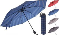 Paraplu Mini Dia 52,5Cm 4 Assortiment Prijs Per Stuk Klr