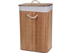 Wasmand Bamboe Opvouwbaar