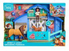 Spirit Horse Play Paddock