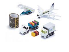 Siku 6312 Geschenkkoffer Luchthaven