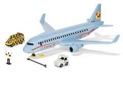 Siku 5402 Lijnvliegtuig Met Accessoires Sikuworld