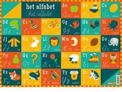 Educatieve Onderleggers - Het Alfabet