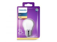 Philips Lamp Led Classic 25W P45 E27 Ww Fr Nd Srt4