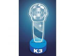 K3 Acrylic Lamp