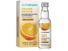 Sodastream Syrup Fruit Drop Orange 40Ml