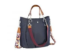 Lassig Greenlabel Mix And Match Bag Denim Blue