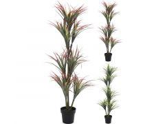 Artificiele Plant Yucca 150Cm In Pot 2 Assortiment Prijs Per Stuk/Kleur