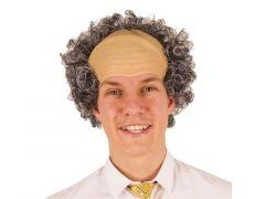 Kaalkop Dun Grijs Haar