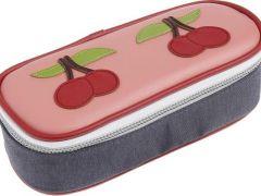 Jeune Premier Pencil Box Cherry Pink