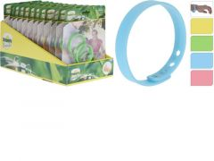 Citronella Armband 3St. 21Cm 4Ass. Kl.