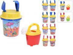 Strandspeelgoed Pp Set 5St.