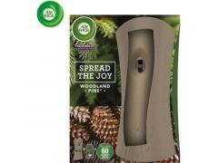 Airwick 250Ml Freshm. Starter Spread The Joy Woodland Pine