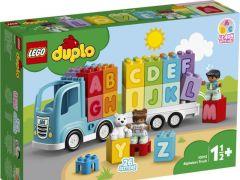 DUPLO®10915 Alfabet Vrachtwagen