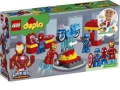 DUPLO®10921 Laboratorium Van Superhelden