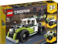 Creator 31103 Raketwagen