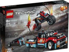 Technic 42106 Truck En Motor Voor Stuntshow