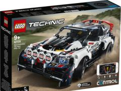 Technic 42109 Topgear Rally Car