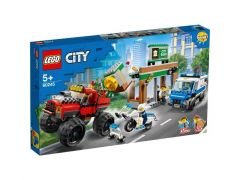 City 60245 Politiemonstertruck Overval