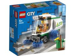 City 60249 Straatveegmachine