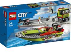 City 60254 Raceboottransport
