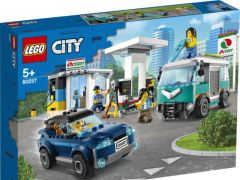 City 60257 Benzinestation