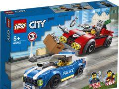 City 60242 Politiearrest Op De Snelweg
