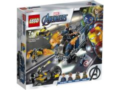 Super Heroes 76143 Avengers Truck
