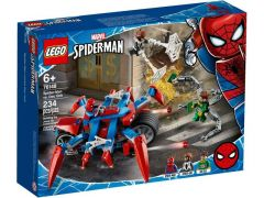 Super Heroes 76148 Spiderman Bike