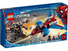 Super Heroes 76150 Spiderman Jet