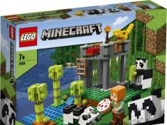 Minecraft 21158 De Panda Kleuterschool