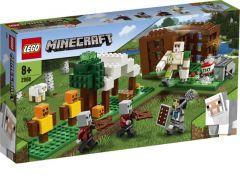 Minecraft 21159 De Pillager Buitenpost