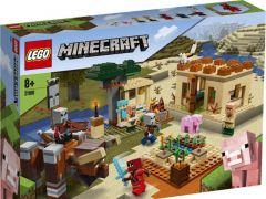 Minecraft 21160 De Illagar Overval