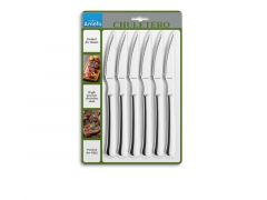Amefa 7038 Chuletero 6-Pcs Steak Knife Set