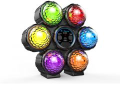 Idance Dl 6 Octo / 6X Led Portable Light Show