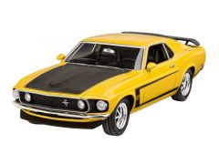 Rev 07025 1969 Ford Mustang Boss 302