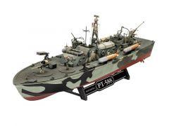 Rev 05165 Patrol Torpedo Boat Pt-588/P