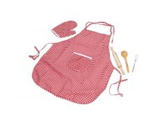 Home And Kitchen Chef Speelset Deluxe 5-Delig