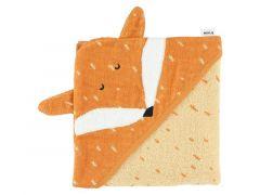 Trixie Animal Badcape 75X75Cm Mr Fox