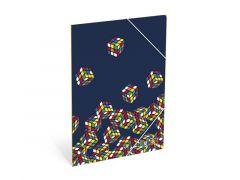 Rubik'S Cube Elastomap A4