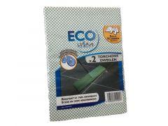 Heva Dweil Cellulose 70X50 2St