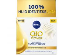 Nivea Q10 Power + Extra Voedende Dagcreme 50Ml