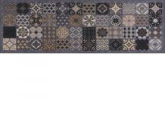 Loper 300Gr 50/150 Patchwork Tiles Grey