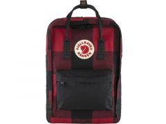 Fjallraven Kanken Re-Wool Laptop 15 Inch Red-Black