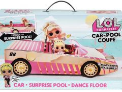 L.O.L. Surprise Car-Pool W/ Exclusive Tot Doll